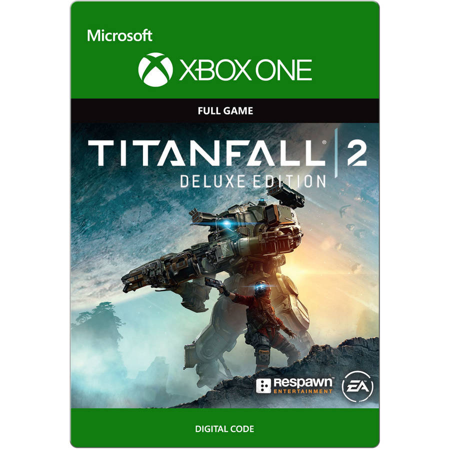 Xbox One Titanfall 2 Deluxe Edition (Email Delivery)