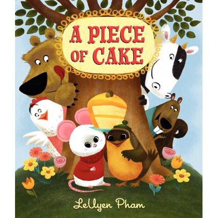 A Piece of Cake (Hardcover) - Piece Of Cake Com