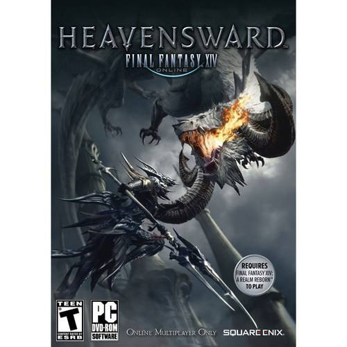 Final Fantasy XIV Heavensward Expansion Only Launch Edition (PC)