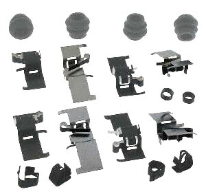 Carlson Quality Brake Parts 13456Q Drum Brake Hardware Kit