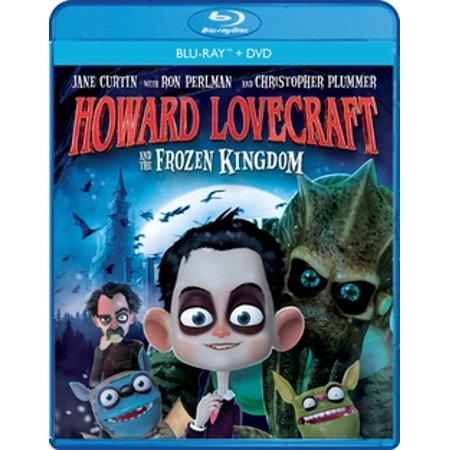 Howard Lovecraft & The Frozen Kingdom (Blu-ray) - Frozen Movie Frozen Movie