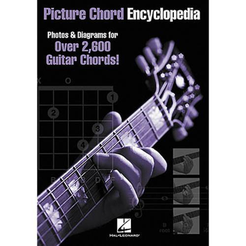 Hal Leonard Picture Chord Encyclopedia Guitar Book 6x9