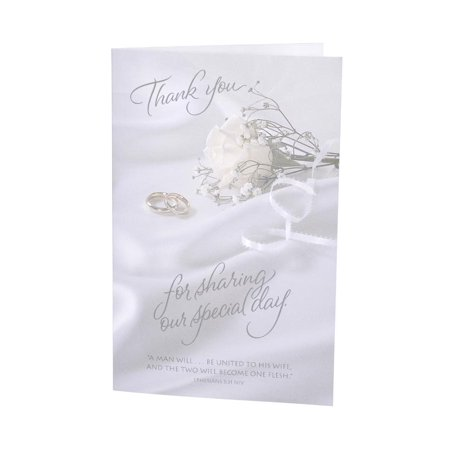 Victoria Lynn Wedding Program Kit Thank You 100 Programs