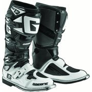 GAERNE SG-12 BOOT BLACK/WHITE 10