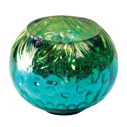 Malibu Creations Signature Series Glass Votive