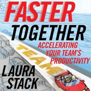 Faster Together - Audiobook