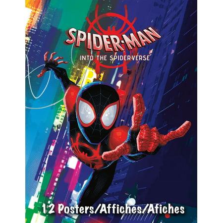 Poster Book - Spider-Man: Spider-Verse (Spider Postcard)