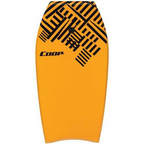 Super Pipe 41 Body Board, Orange by Generic