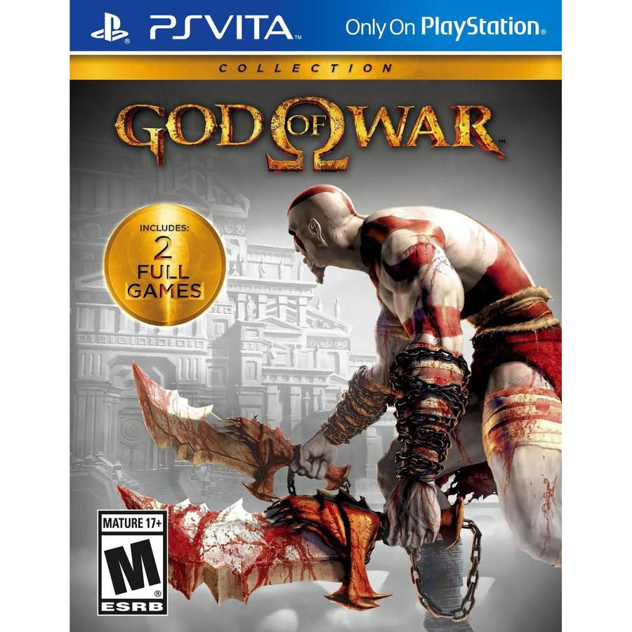 God Of War Collection (PSV) - Pre-Owned