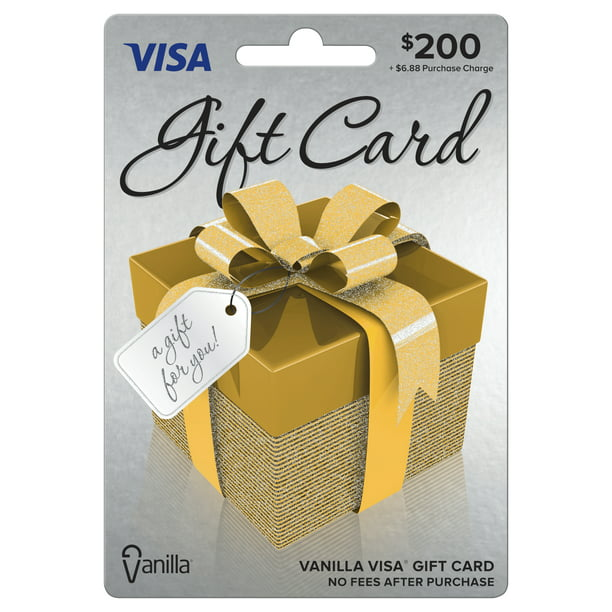 Visa $9 Gift Card