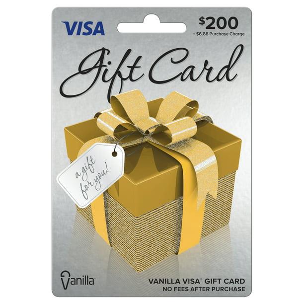 Visa $10 Gift Card