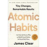 Atomic Habits : An Easy & Proven Way to Build Good Habits & Break Bad Ones (Hardcover)