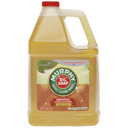 Murphy's Oil Soap Wood Cleaner, Original - 128 fl