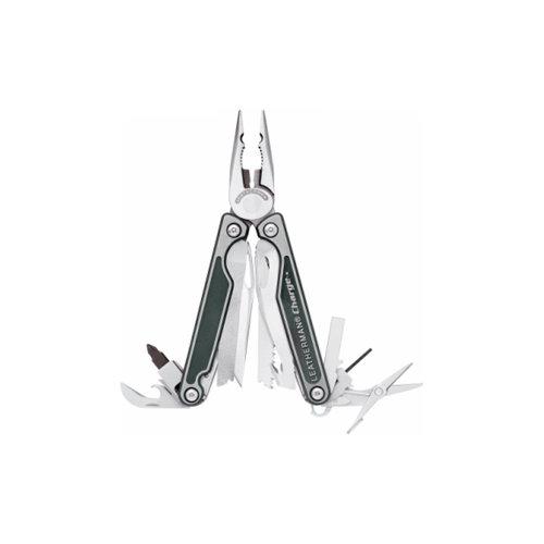 Leatherman 830667 Charge TTi Multi-Tool, Titanium, Nylon Sheath