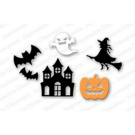 Beistle Die Cut Halloween (Impression Obsession - Dies - Halloween)