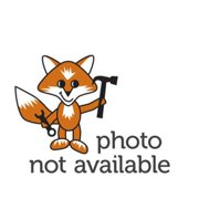 MICHIGAN BRUSH HND-25654 Handle,Wood,Tan,54 in. G1810247