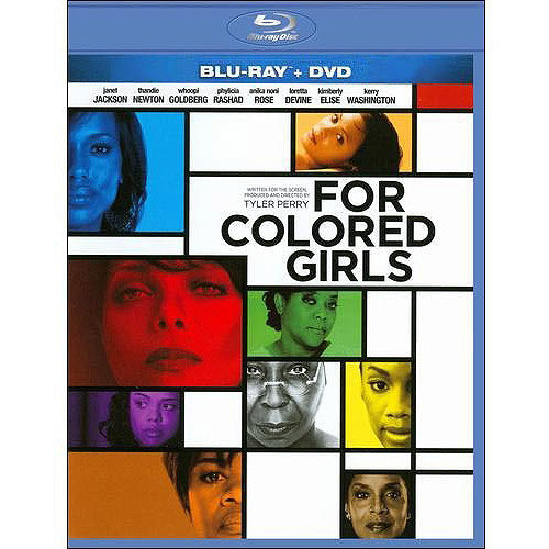 For Colored Girls (Blu-ray   Standard DVD) (With INSTAWATCH) (Widescreen)