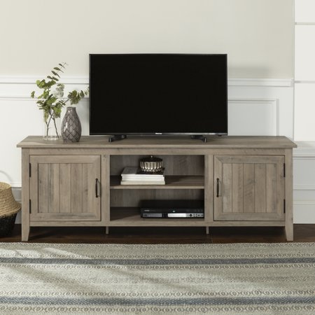 Manor Park Modern Farmhouse TV Stand for TV's up to 78