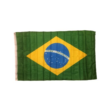 New 3x5 National Flag of Brasil Brazilian Country Flags Brazil Country Flag