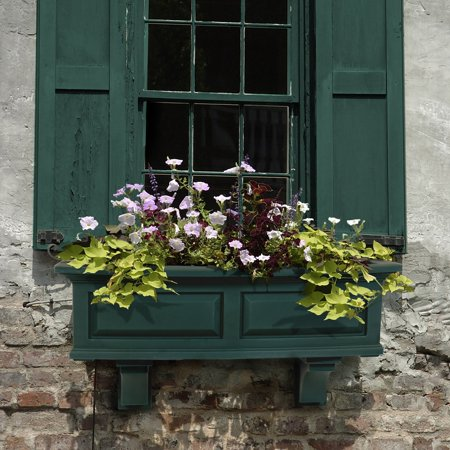 Nantucket Window Box 2FT (Hunter Green Window Box)