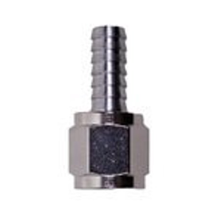 "Barbed Swivel Nut, 1/4"" Flare, 1/4"" Barb, 1/4"" Barb By Midwest Homebrewing and Winemaking Supplies Ship from US"