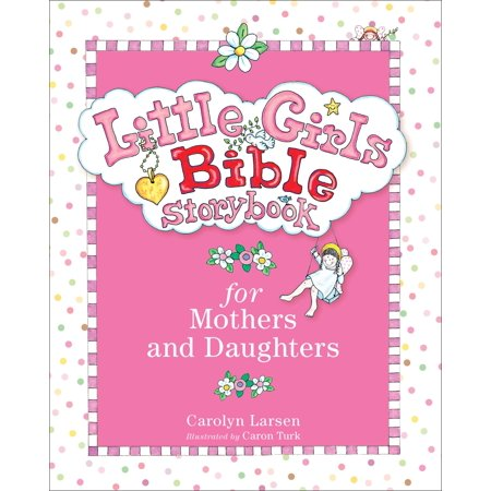 Little Girls Bible Storybook for Mothers and Daughters (Hardcover) Kids Storybook Girl