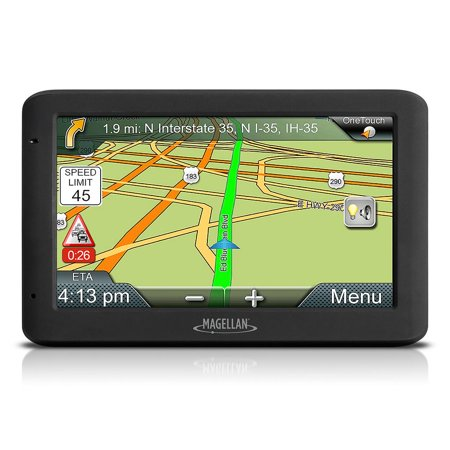 Refurbished Magellan Roadmate 5330T Lm 5   Touchscreen Portable Gps System W Us Lifetime Map