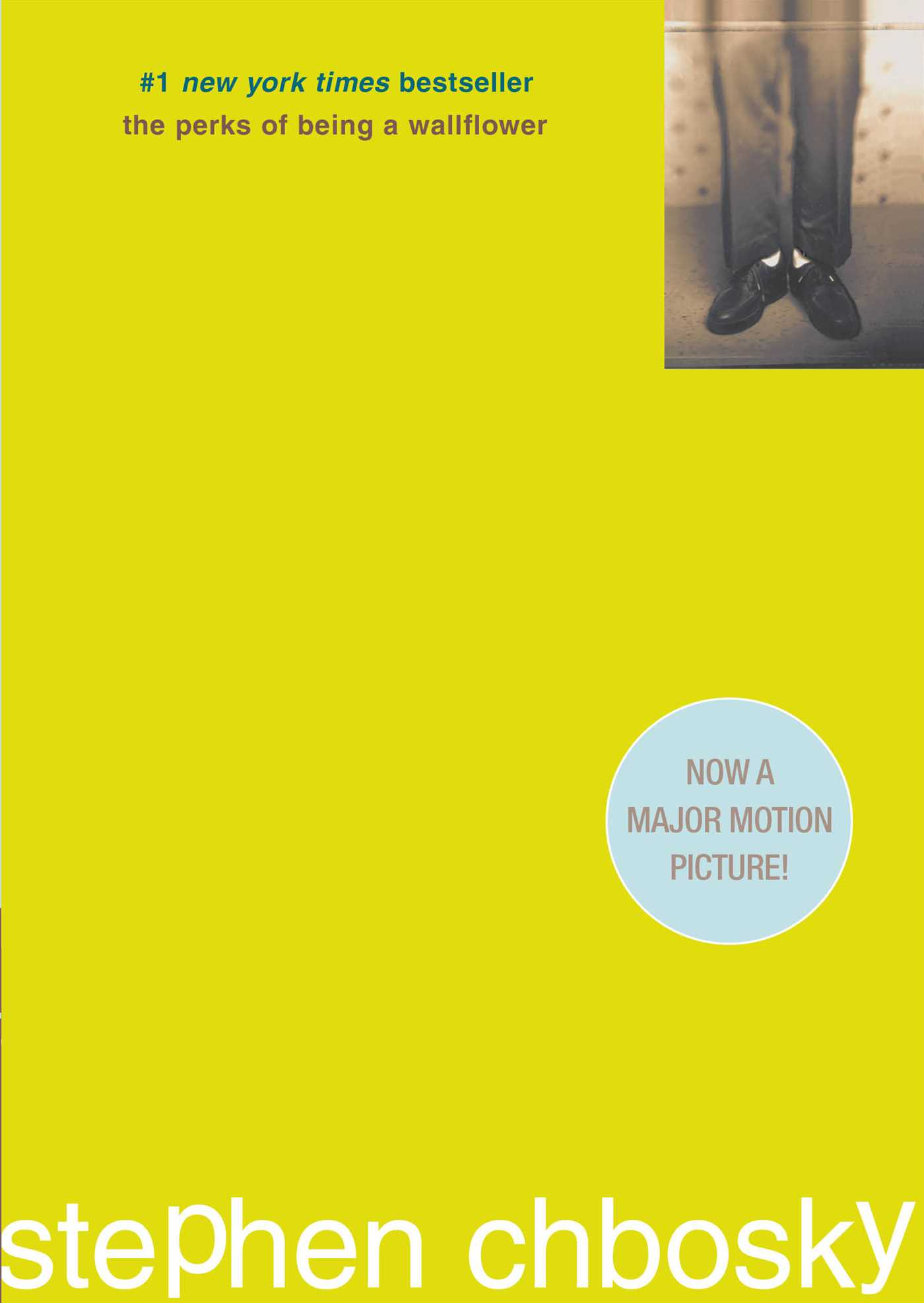 The Book The Perks Of Being A Wallflower For