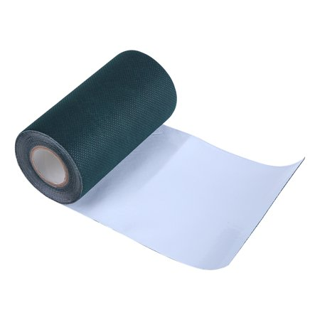 WALFRONT 5mx15cm Artificial Grass Green Joining Fixing Turf Tape Self Adhesive Lawn Carpet Seaming ,Artificial grass tape, Grass fixing taper - image 6 de 7