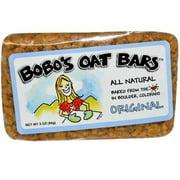 Bobos Oat Bars BPC1059862 Bites, Original, Gf, 6 x 5 x 1. 3 Oz.