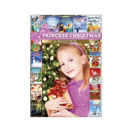 PRINCESS CHRISTMAS COLLECTION-15 HOLIDAY FILMS (DVD)!NLA (DVD)](Halloween Films Rated 15)