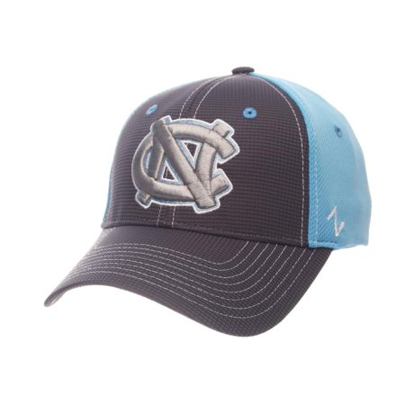 Zephyr North Carolina Tarheels UNC Fitted Hat - Walmart.com e04b8bb9e7ab