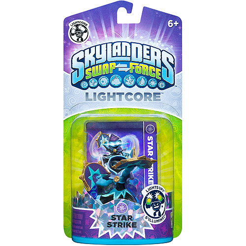 Skylanders Swap Force Star Strike Lightcore Character Pack (Universal)