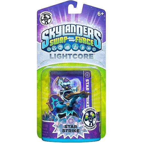 Skylanders Swap Force Star Strike Lightcore Character Pack (Universal)