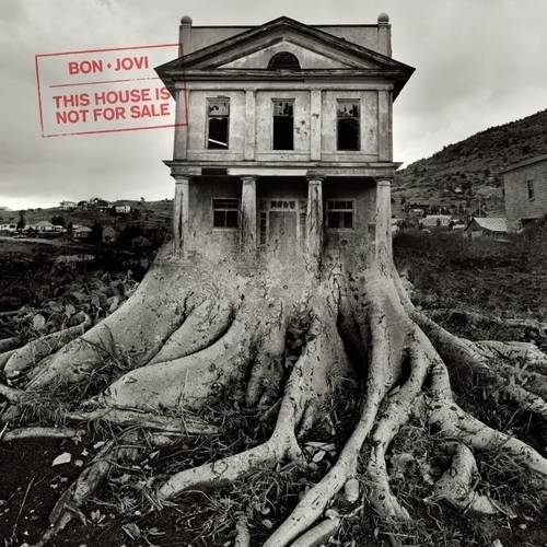 Bon Jovi - This House Is Not For Sale (CD) ()