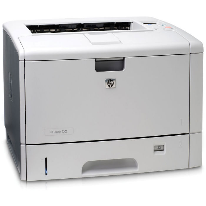 HP ish LaserJet 5200N Printer (Q7544A) - Seller