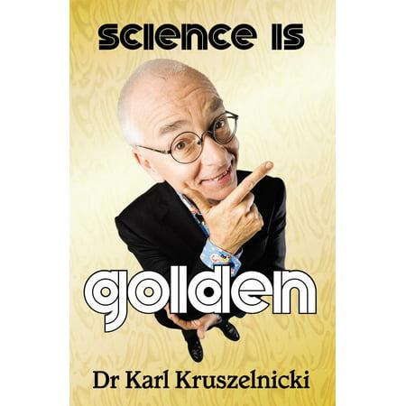Science is Golden - eBook (General Science Book)