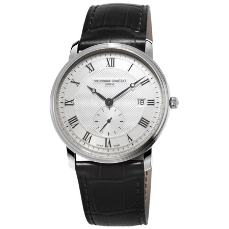 Relógio de luxo Frederique Constant unissexo, modelo FC-245M5S6