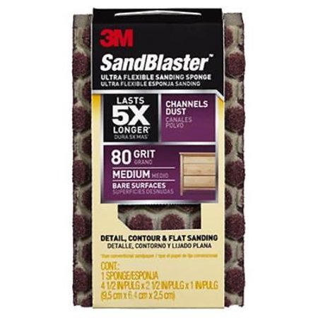 3M Sandblaster 80 Grit Medium 4.5