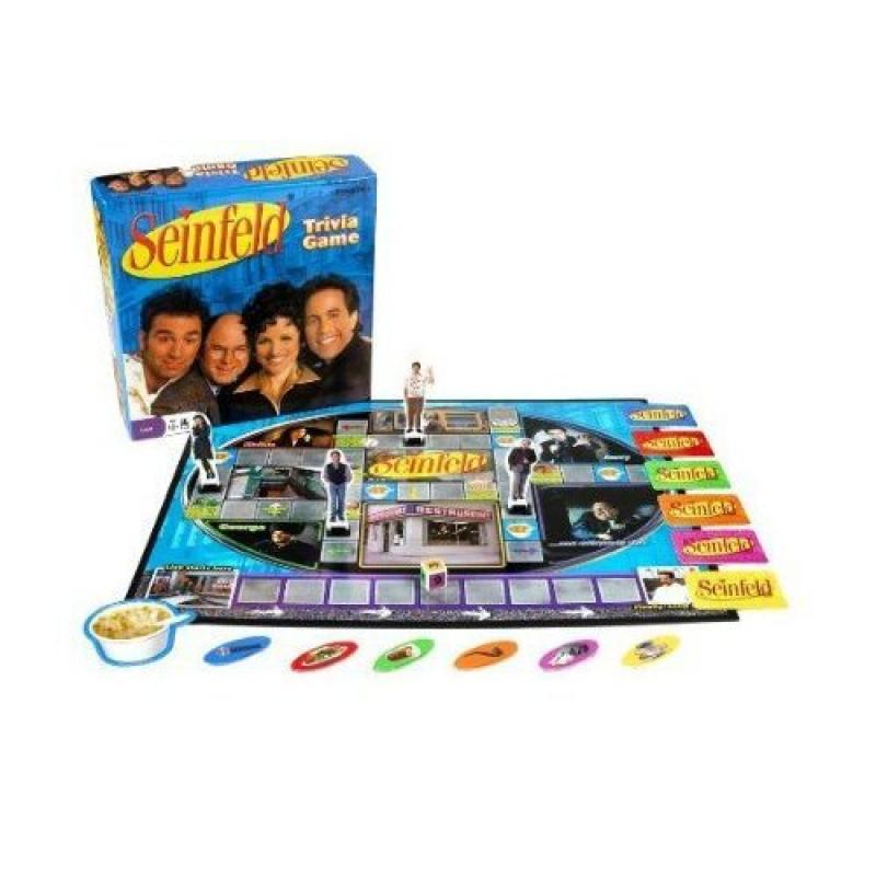 Seinfeld Trivia Game by