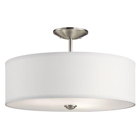 Semi Flush Lantern - Kichler Shailene 43692 Semi Flush Light