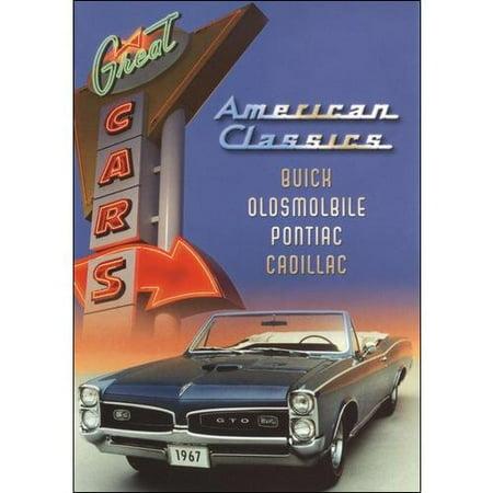 Great Cars: Buick, Oldsmobile, Pontiac, Cadillac