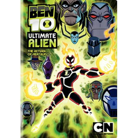 Ben 10 Ultimate Alien: The Return of Heatblast