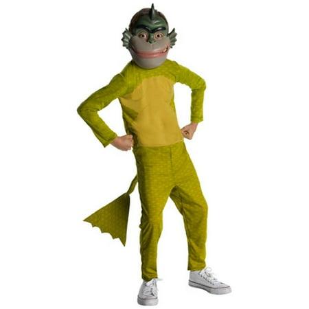 Child Link Costume (Child Monsters vs Aliens Missing Link Costume Rubies 883543,)