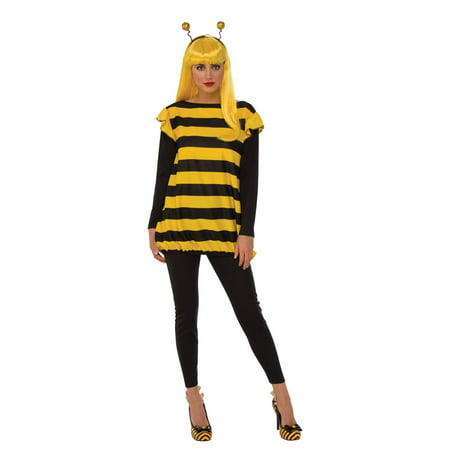 Womens Bumble Bee Halloween Costume (Adult Bee Costume)