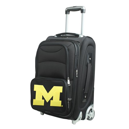 Michigan Wolverines 21u0022 Rolling Carry-On Suitcase