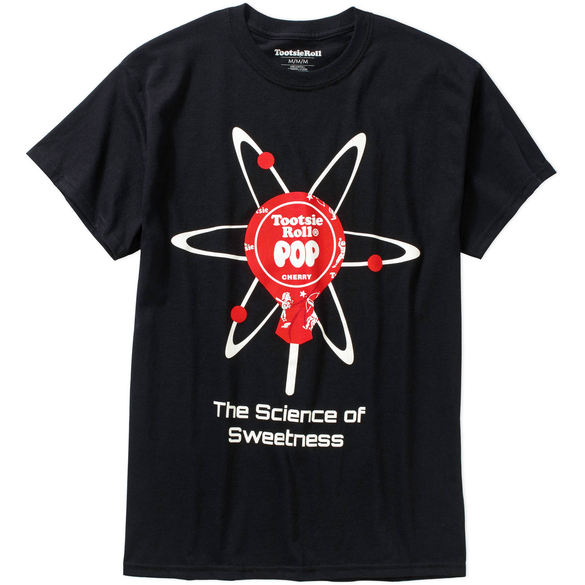 Tootsie Roll Science of Sweetness Men's Graphic Tee