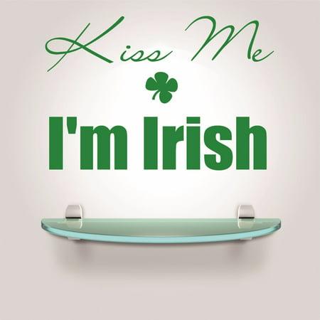 New Wall Ideas Kiss Me I'm Irish Leprechauns St. Patricks Day Holiday 20x30 - Leprechaun Trap Ideas