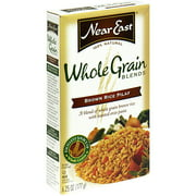 Near East Whole Grain Blends Brown Rice Pilaf Mix, 6.25 oz (Pack of 12)