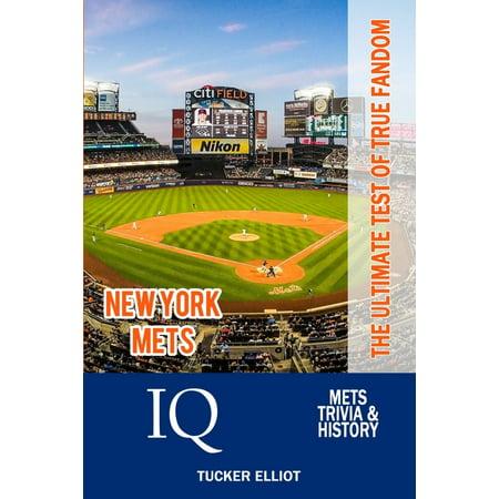 Mets Trivia Book